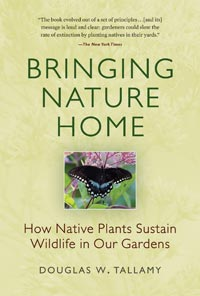book jacket for bringing home nature