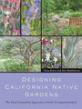 Book Cover Designing California Native Gardens